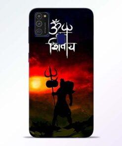 Om Mahadev Samsung M21 Mobile Cover