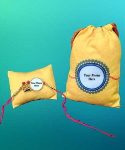 Potli Bag and Small Pillow