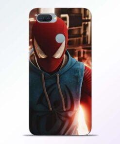 SpiderMan Eye Oppo A11K Mobile Cover - CoversGap