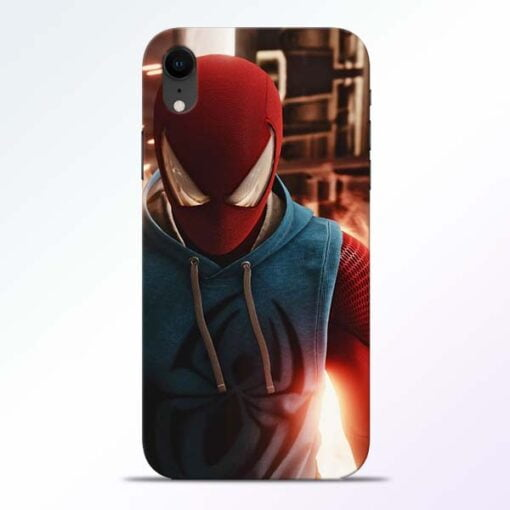 SpiderMan Eye iPhone XR Mobile Cover