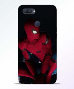 Spiderman Oppo A12 Mobile Cover - CoversGap