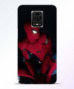 Spiderman Redmi Note 9 Pro Max Mobile Cover
