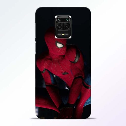 Spiderman Redmi Note 9 Pro Max Mobile Cover