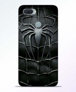 Spiderman Web Oppo A11K Mobile Cover - CoversGap