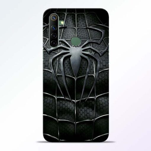 Spiderman Web Realme 6i Mobile Cover - CoversGap
