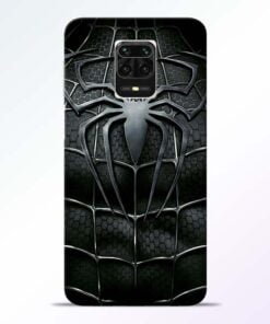 Spiderman Web Redmi Note 9 Pro Max Mobile Cover