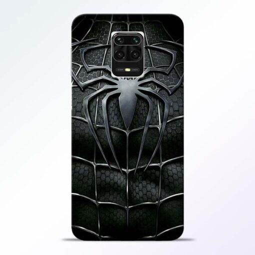 Spiderman Web Redmi Note 9 Pro Max Mobile Cover