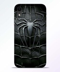 Spiderman Web iPhone XR Mobile Cover