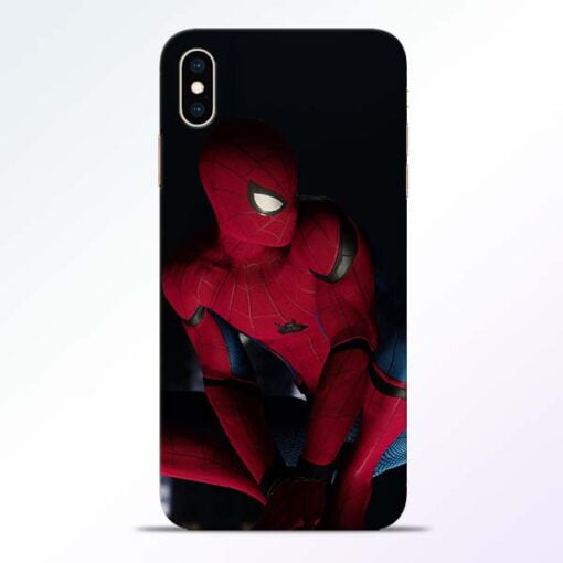 Spiderman iPhone XS Max Mobile Cover