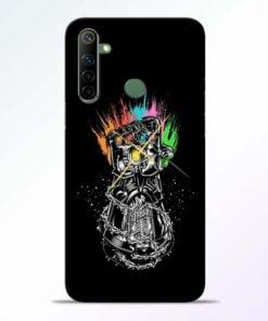 Thanos Hand Realme 6i Mobile Cover - CoversGap