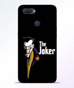 The Joker Face Oppo A12 Mobile Cover - CoversGap
