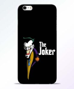 The Joker Face iPhone 6s Mobile Cover