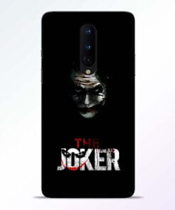 The Joker OnePlus 8 Mobile Cover