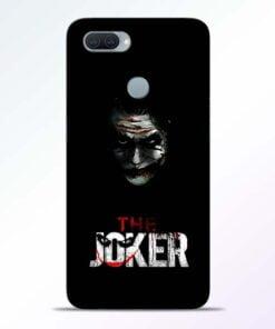 The Joker Oppo A11K Mobile Cover - CoversGap