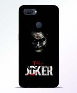 The Joker Oppo A12 Mobile Cover - CoversGap