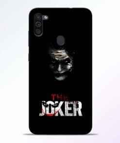 The Joker Samsung M11 Mobile Cover - CoversGap