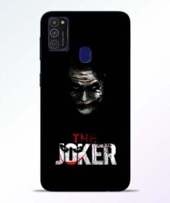 The Joker Samsung M21 Mobile Cover