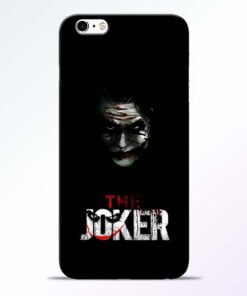 The Joker iPhone 6s Mobile Cover