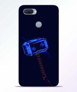 Thor Hammer Oppo A11K Mobile Cover - CoversGap