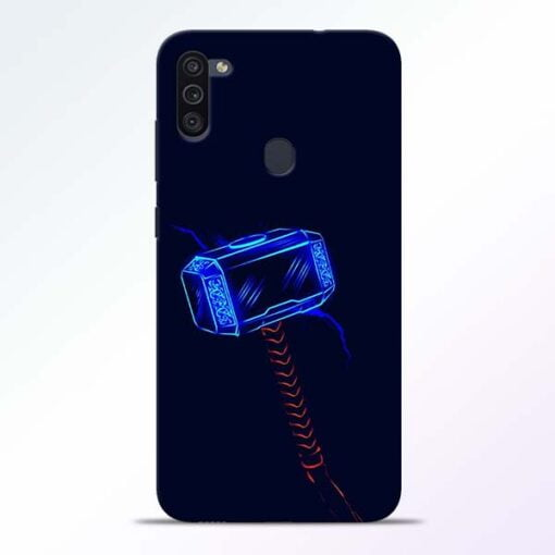 Thor Hammer Samsung M11 Mobile Cover - CoversGap