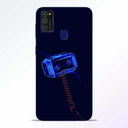 Thor Hammer Samsung M21 Mobile Cover