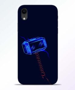 Thor Hammer iPhone XR Mobile Cover