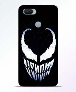 Venom Face Oppo A11K Mobile Cover - CoversGap