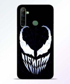 Venom Face Realme 6i Mobile Cover - CoversGap