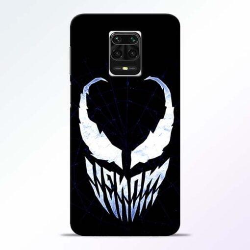Venom Face Redmi Note 9 Pro Max Mobile Cover