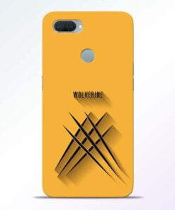 Wolverine Oppo A11K Mobile Cover - CoversGap