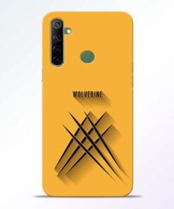 Wolverine Realme 6i Mobile Cover - CoversGap