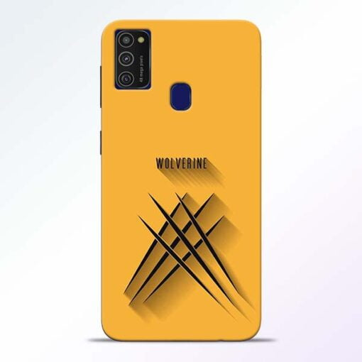 Wolverine Samsung M21 Mobile Cover