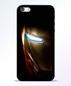 Iron Man iPhone 5s Mobile Cover