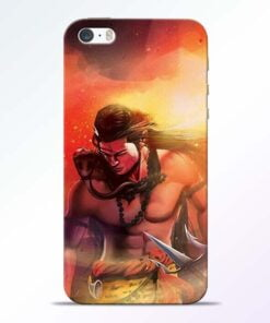Lord Mahadev iPhone 5s Mobile Cover