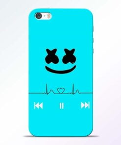 Marshmello Song iPhone 5s Mobile Cover