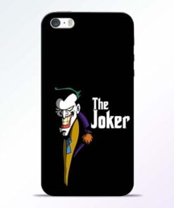 The Joker Face iPhone 5s Mobile Cover
