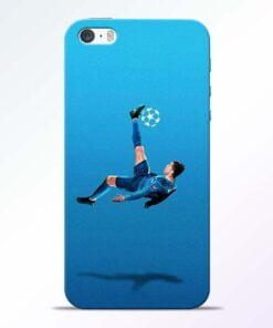 Football Kick iPhone 5s Mobile Cover