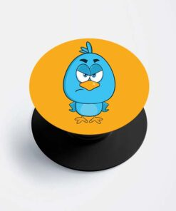 Angry Blue Bird Popsocket