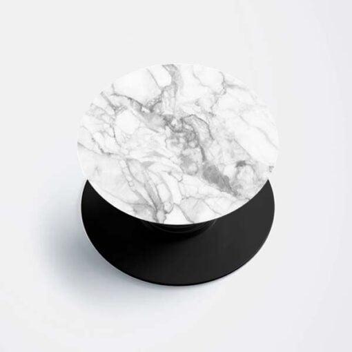 Carrara Marble Popsocket