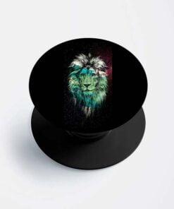 Classy Lion Popsocket