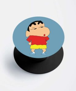 Crayon Shinchan Popsocket