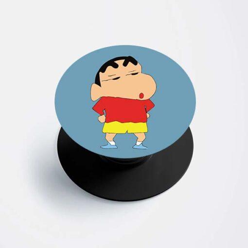 Crayon Shinchan Popsocket