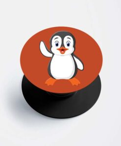 Cute Penguin Popsocket
