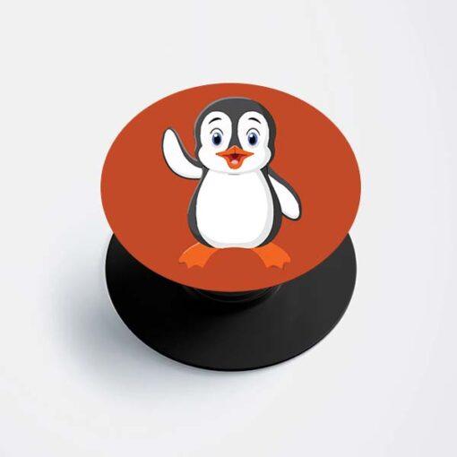 Cute Penguin Popsocket