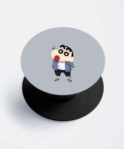 Cute Shinchan Popsocket