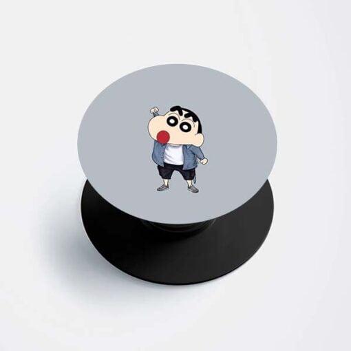Cute Shinchan Popsocket