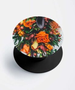 Fall Floral Popsocket