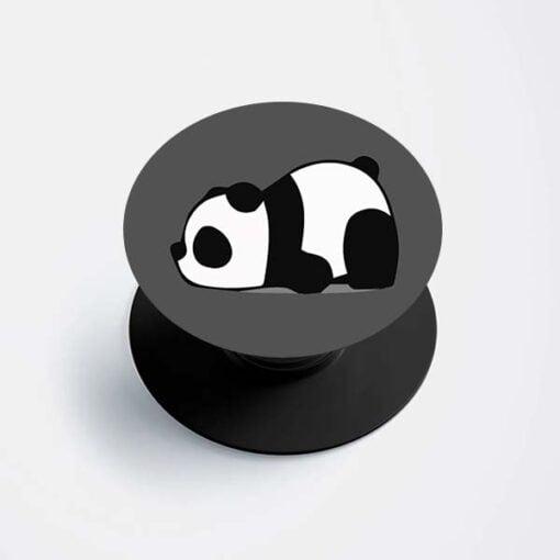 Lazy Panda Popsocket