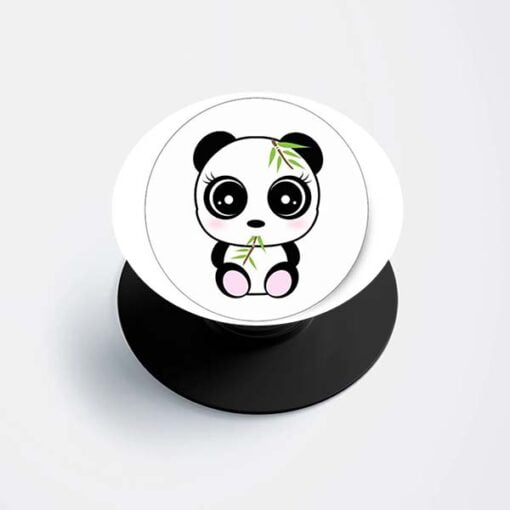 Lovely Panda Popsocket