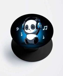 Music Panda Popsocket